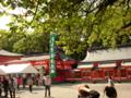 速玉神社。忙しい〜
