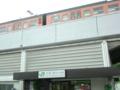 万座・鹿沢口駅。唯一、駅名に・が入ってるんだそうです〜