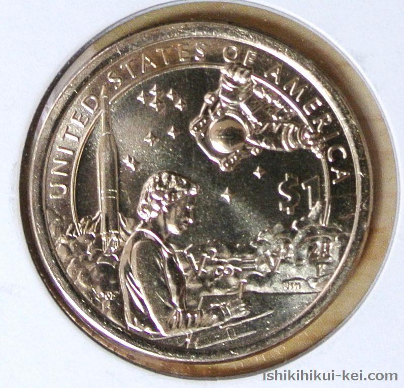 1ドル金色貨