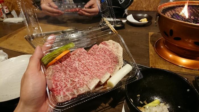 肉丸はテイクアウト可能