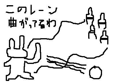 [東京ハイクめがねオフ][お絵かき]