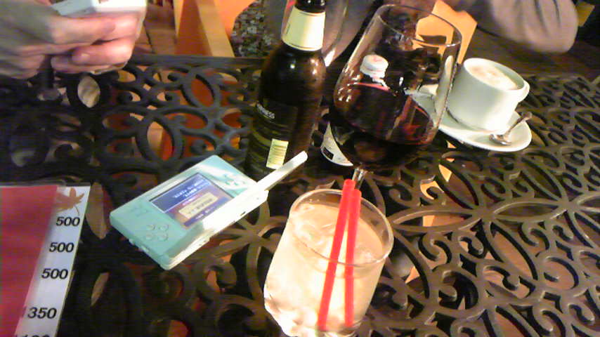 20101017六本木お散歩とルイーダの酒場オフ