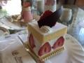 いちごとマスカルポーネのムース、あまおうのショートケーキ、
