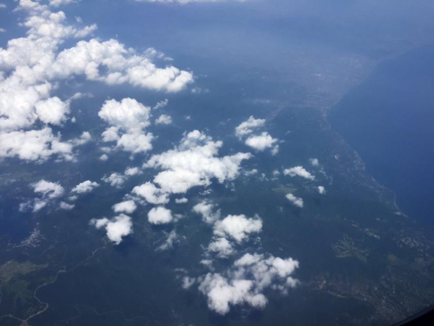芦ノ湖、小田原