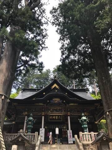 埼玉県 三峯神社の御朱印