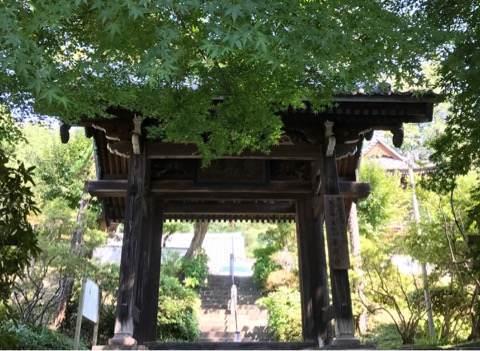 群馬県桐生市の崇禅寺