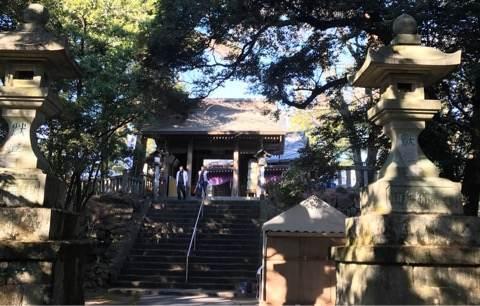 栃木県の唐沢山神社
