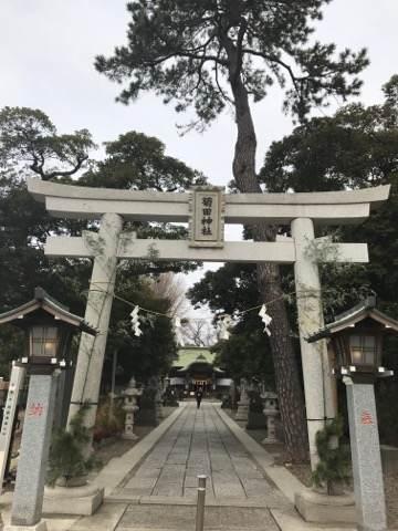 千葉県習志野・菊田神社