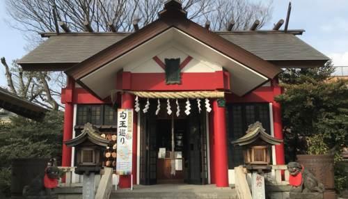 埼玉県川口市・元郷氷川神社