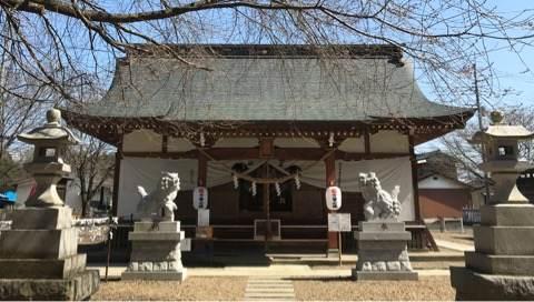 結城諏訪神社