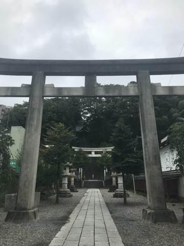 青梅・二宮神社