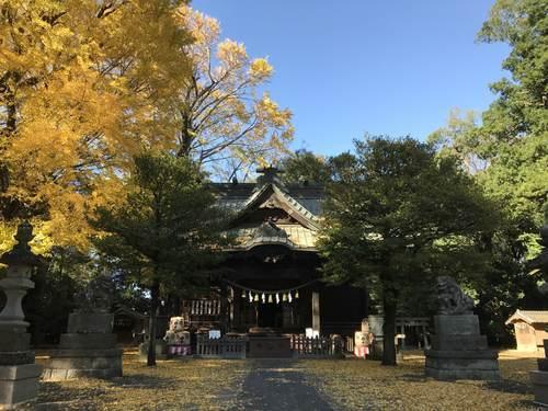 加須・玉敷神社
