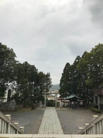 日立・神峰神社