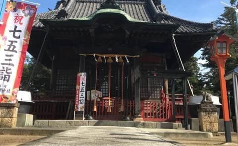 上州諏訪神社・藤岡氏