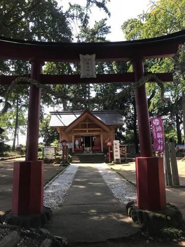 伊勢崎 飯福神社