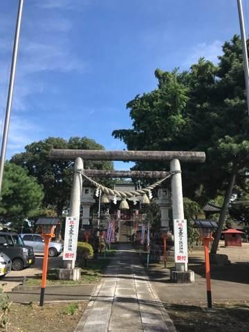 群馬県・上州藤岡諏訪神社