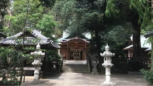 岩槻・久伊豆神社