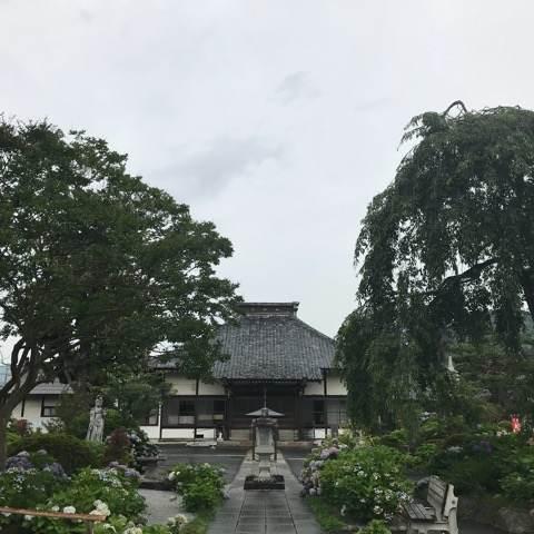 みどり市・松源寺
