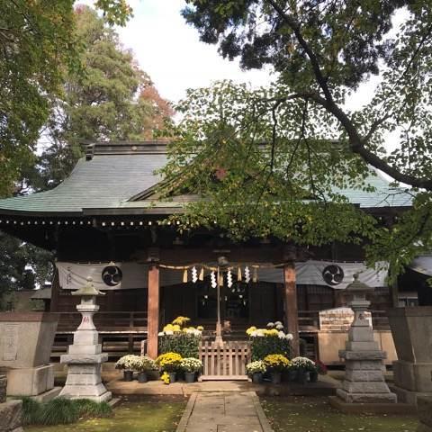 沓掛香取神社