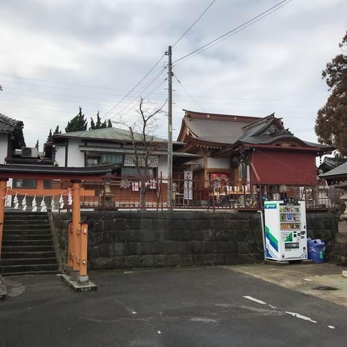 武蔵第六天神社