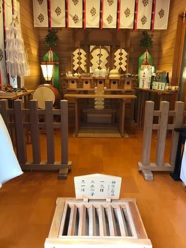 剣神社御朱印