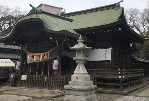 菊田神社・御朱印