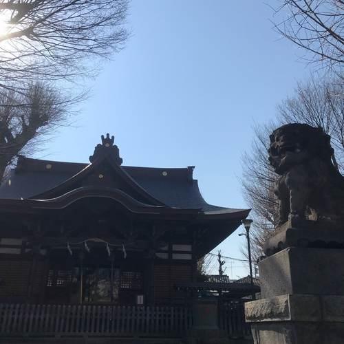 瀧野川八幡神社・御朱印