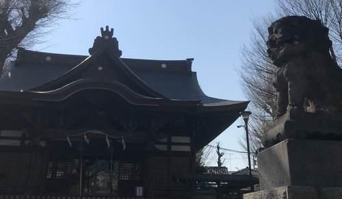 東京語朱印
