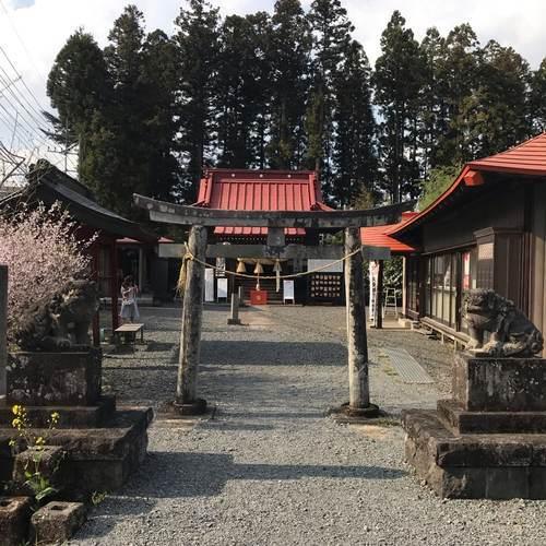 森友瀧尾神社n