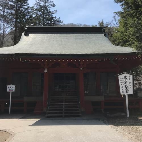 中禅寺・二荒山神社