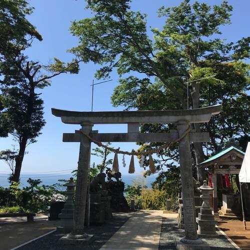 佐波波地祇神社
