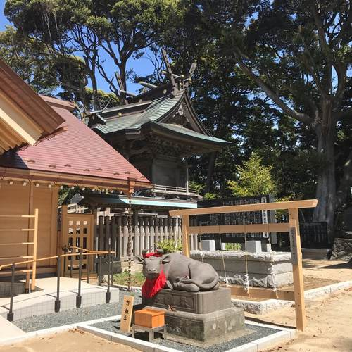 佐波波地祇神社f:iain