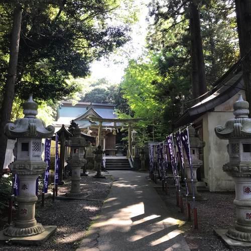 日立市・泉神社f:idn