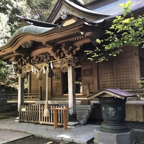 日立市・泉神社in