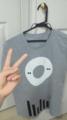 キドTシャツ買いました。 アニメイトにてキドTシャツ買いまし
