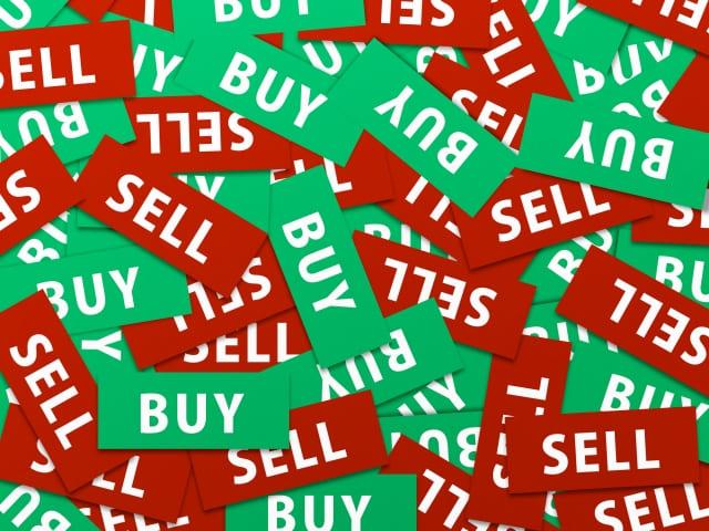 FXの売買取引
