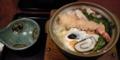 [twitter] 鍋焼きうどん♪