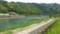 球磨川にある県営荒瀬ダム
