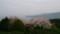 福田農場、山の上にあるから結構見晴らしがいい