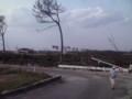 荒浜地区の被害状況を視察(その3)