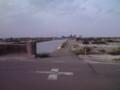 荒浜地区の被害状況を視察(その10)