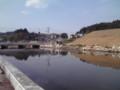 志津川町防災対策庁舎付近