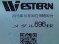 まどか。MC→BIG→ART250→ヤメ。稼動30分でお腹一杯。www