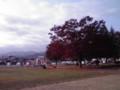 川中島方面を臨む風景(秋)
