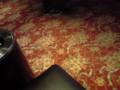 地元の店の絨毯と同じやん!(絨毯かよ!?www)