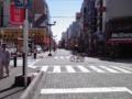 日曜の昼下がりin本八幡駅南口。