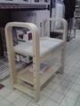 玄関椅子(アイリスオーヤマ製)