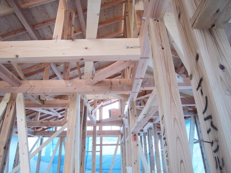 木造 工事中