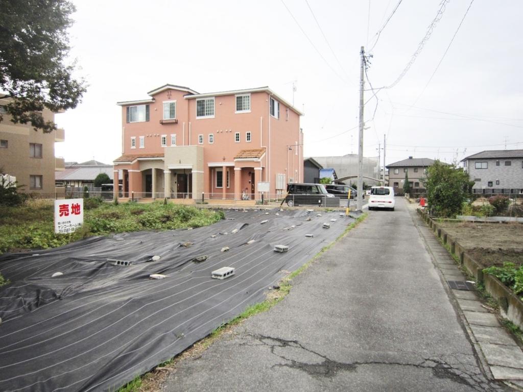 江南市勝佐町 現地の写真
