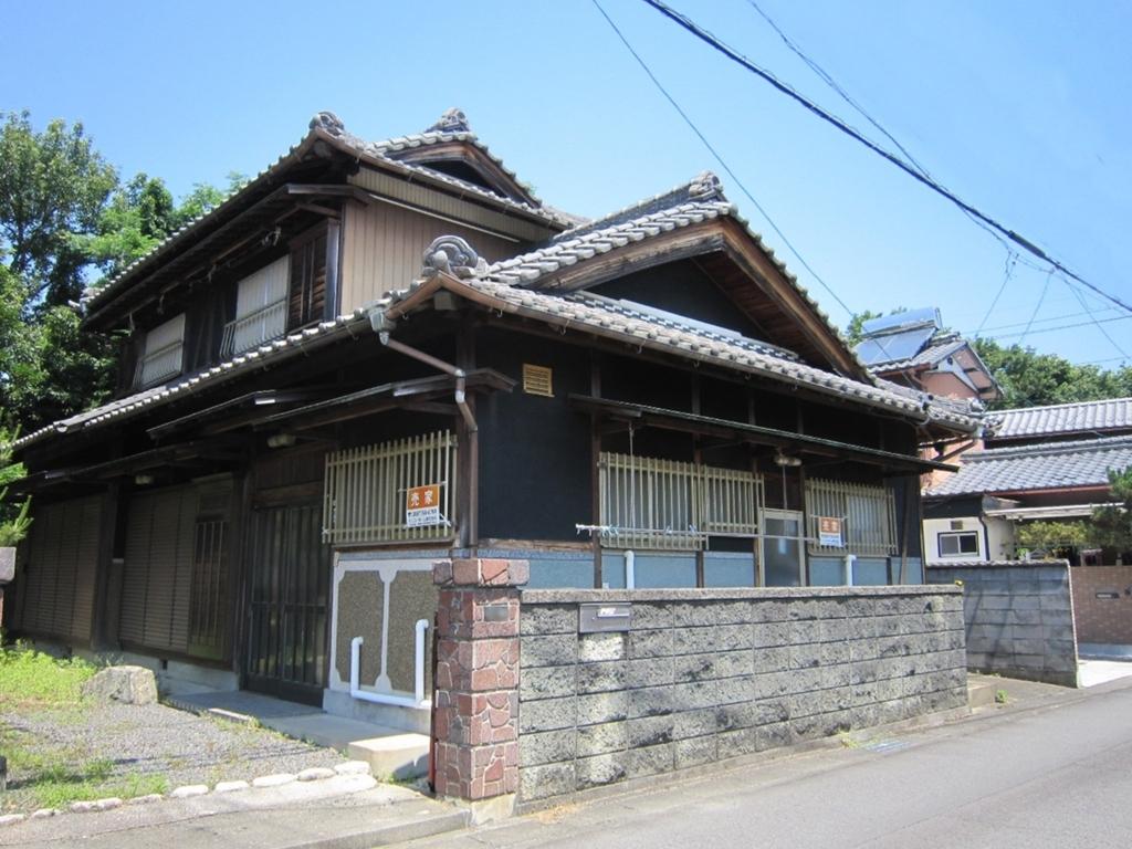 江南市 中古住宅 外観
